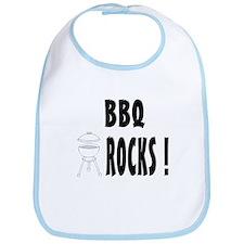 BBQ Rocks ! Bib