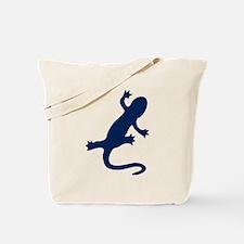 Blue Newt Tote Bag