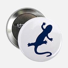"""Blue Newt 2.25"""" Button"""
