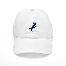 Blue Newt Baseball Cap