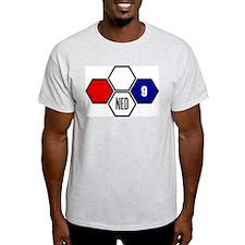World Cup Stars Van Nistelroo Ash Grey T-Shirt