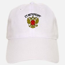 Saint Petersburg Baseball Baseball Cap