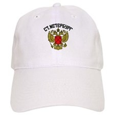 Saint Petersburg Baseball Cap