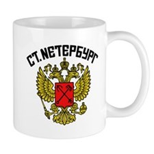 Saint Petersburg Mug