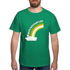 She's My Other Half Irish Rainbow T-Shirt