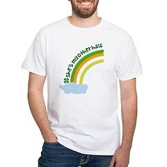 She's My Other Half Irish Rainbow Shirt