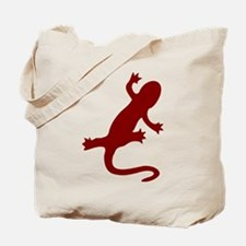 Newt - Red Tote Bag