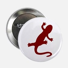 """Newt - Red 2.25"""" Button"""