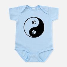 YinYang Paws Infant Bodysuit