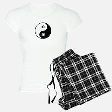 YinYang Paws Pajamas