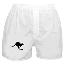 Hopping Kangaroo Boxer Shorts
