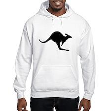 Hopping Kangaroo Jumper Hoodie