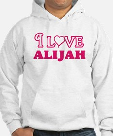 I Love Alijah Sweatshirt