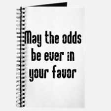 May the odds be Ever in Your Journal