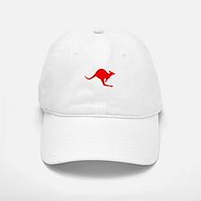 Hopping Kangaroo Cap