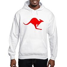 Hopping Kangaroo Jumper Hoody