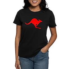Hopping Kangaroo Tee