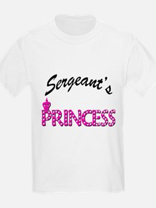 Sergeant's Princess T-Shirt
