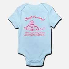 It's a tiara! Infant Bodysuit