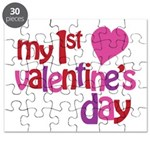 My 1st Valentine's Day Puzzle