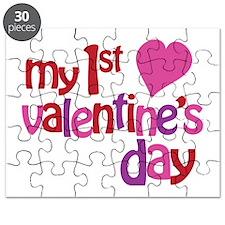 My 1st Valentine's Day Puzzle