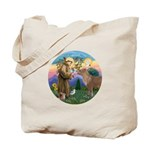 StFrancis-Pony Tote Bag