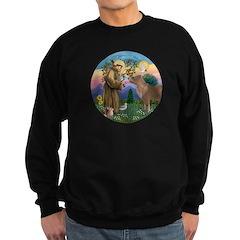 StFrancis-Pony Sweatshirt