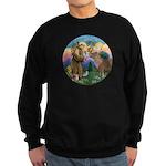 StFrancis-Pony Sweatshirt (dark)