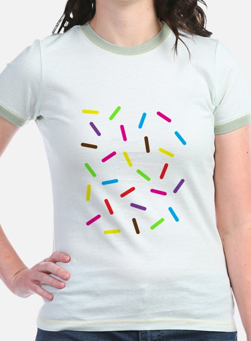 Sprinkles Women's Cap Sleeve T-Shirt