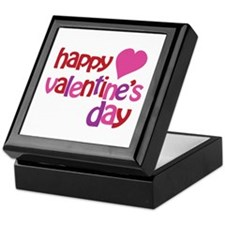 Happy Valentine's Day Keepsake Box
