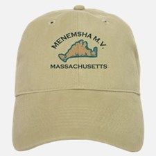 Menemsha MA - Varsity Dollar Design. Cap