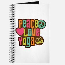 Peace Love Yoga Journal