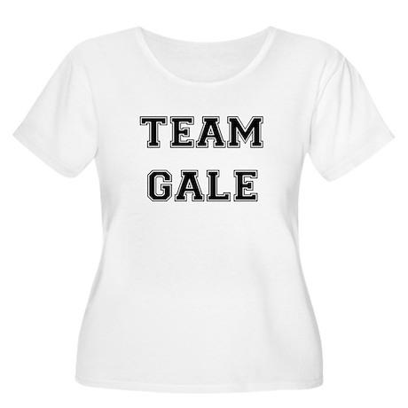 Team Gale Women's Plus Size Scoop Neck T-Shirt