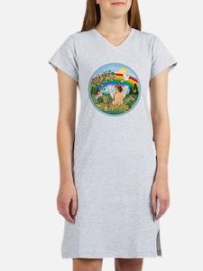 Rainbow - Shar Pei 2 Women's Nightshirt