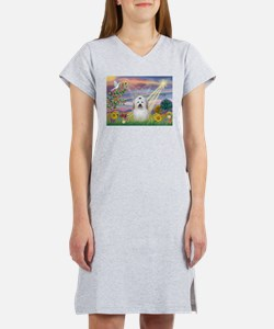 Cloud Angel & Coton Women's Nightshirt