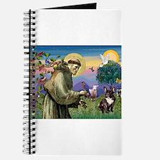 St Francis / Fr Bulldog (brin Journal