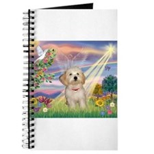 Cloud Angel /Havanese pup Journal