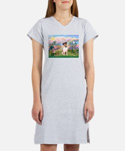 Cloud Angel 2 / JRT Women's Nightshirt