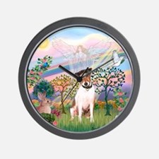 Cloud Angel 2 / JRT Wall Clock