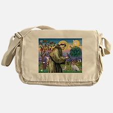 St Francis / JRT Messenger Bag