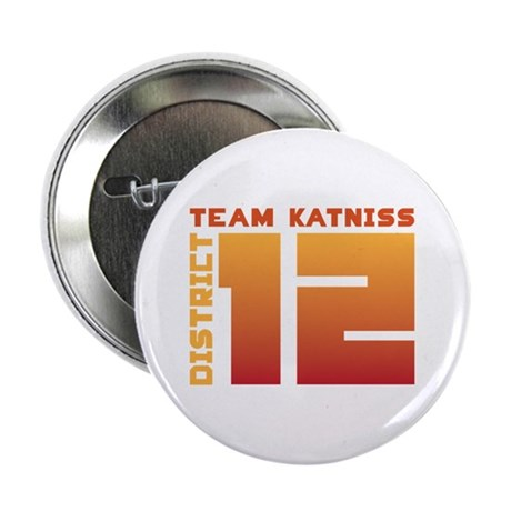 "Team Katniss 2.25"" Button"