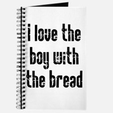 I Love the Boy With the Bread Journal