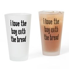 I Love the Boy With the Bread Drinking Glass