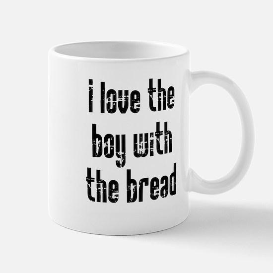 I Love the Boy With the Bread Mug
