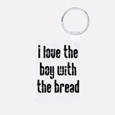 I Love the Boy With the Bread Keychains
