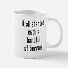 Handful of Berries Mug