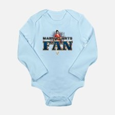 Putin Obama Games Long Sleeve Infant Bodysuit