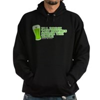 'll Drink You Bitches Under The Table Hoodie (dark
