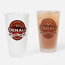 Denali Crimson Drinking Glass