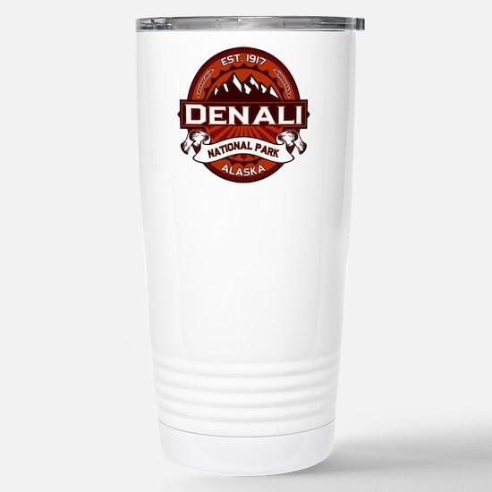 Denali Crimson Stainless Steel Travel Mug